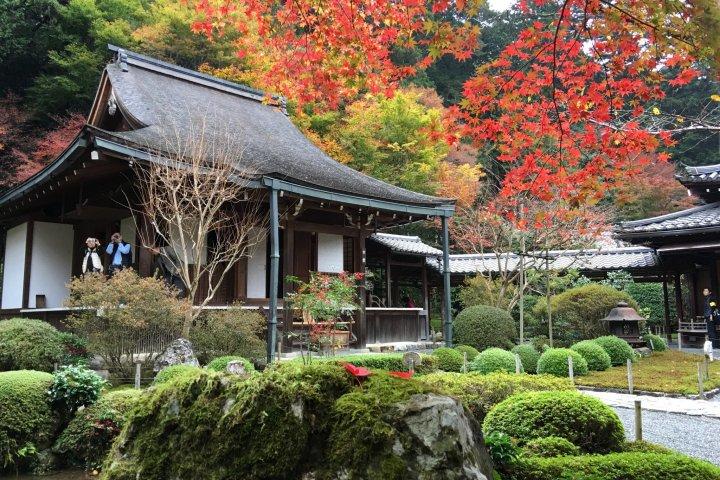 Jakko-in Temple in Kyoto