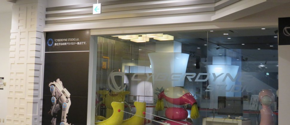 Robótica no Cyberdyne Studio
