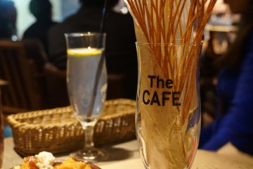 The Cafe in Machida
