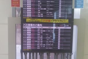 Willer Express Bus Terminal, Sumitomo Building