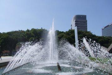 Shirakawa Park