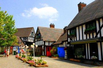 หมู่บ้านอังกฤษในเมืองอิสุ