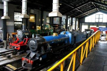 The 15 Inch Gauge Railway Museum