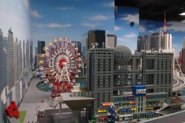 Legoland Discovery Center, Odaiba
