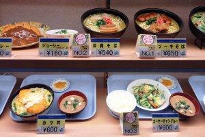 Okinawa Soba is a popular dish
