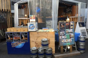 Blue Moon Beer seasonal shop!
