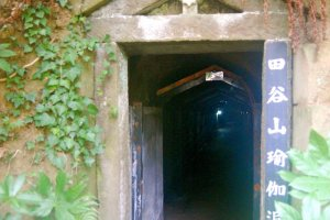 Taya Cave Entrance - 300 Buddha Statues Inside