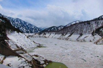 La Route Alpine Tateyama Kurobe