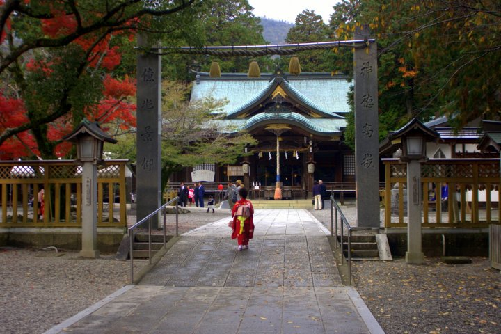 Ooasahiko Shrine