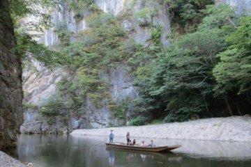 Geibikei Gorge