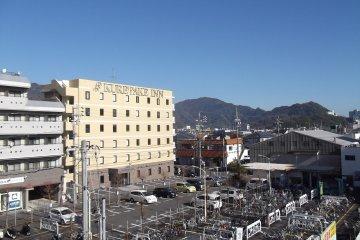 Kuretake Inn Hotel in Yaizu