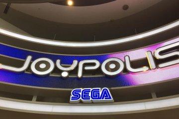 Joypolis à Odaiba, Tokyo