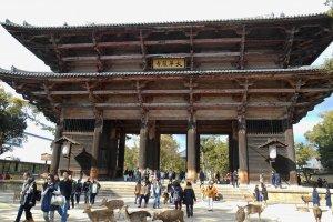 La Grande Porte Sud Nandai-mon