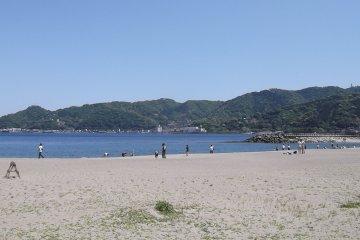 สวนสาธารณหาดนะงะฮะมะในอิสุ