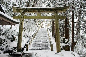 Shirayama-hime Shrine