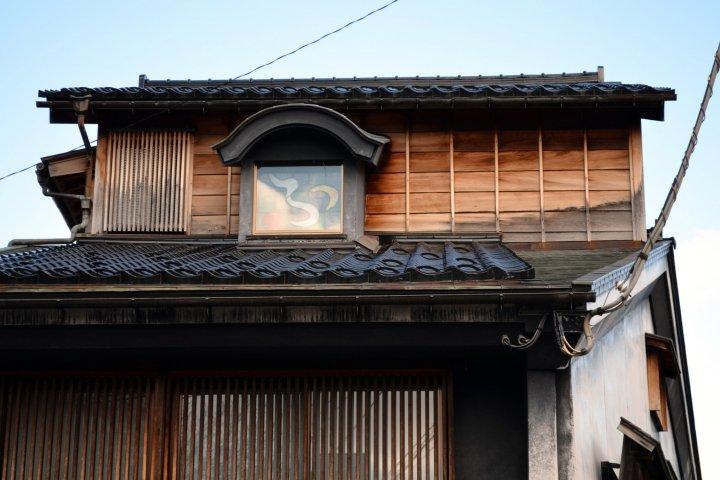 Exploring Kanazawa Buildings