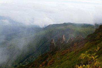 Hiking at Mount Kuro, Daisetsuzan