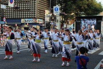 Waraji Festival