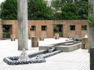 Yamashita Park's design