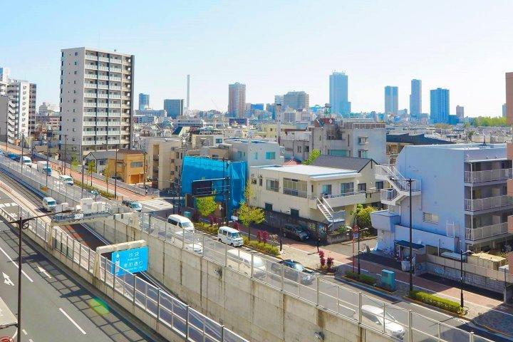 Sharehouse Ikebukuro in Shiinamachi