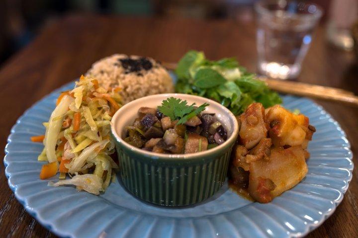 Le Coccole Cafe for Vegans