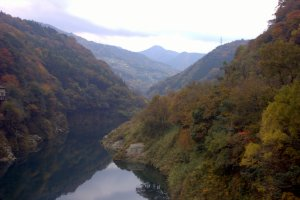 The Iya Valley is a remote part of Japan that is full of breath-taking natural landscapes and rustic charm