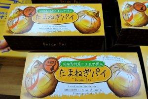Shopping For Local Awaji Flavors