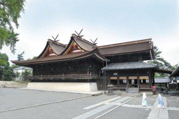 Kibitsujinja Shrine