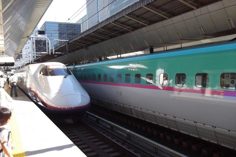 Vé JR Pass sắp được bán tại Nhật