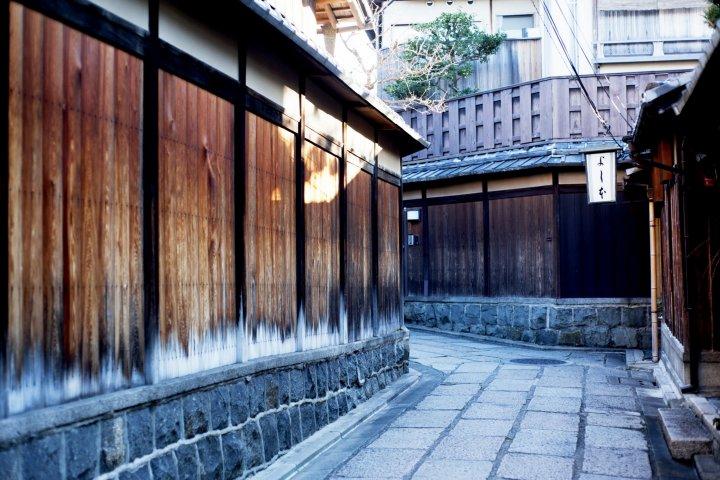Gang Ishibei Koji di Kyoto