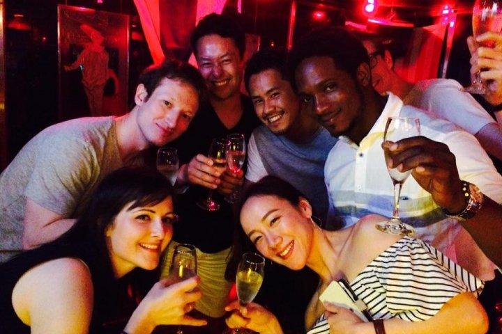 Ernie's Bar in Sendai