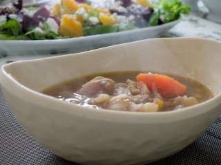 Excellent stew with subtle flavors