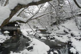 Minakami in Gunma