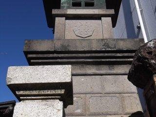 The temple belltower