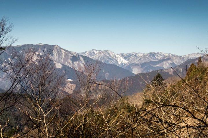 Tokyo's Mount Hinode