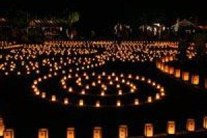 takasaki lantern festival