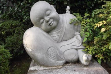 Korin-ji Temple in Odawara