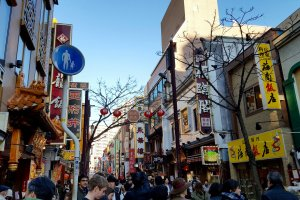 There's a lot I love about Japan, including bike and pedestrian friendly streets.