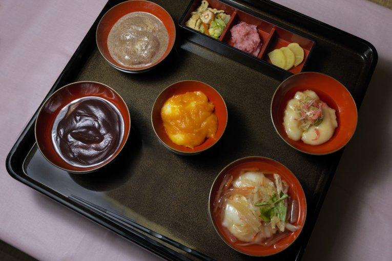 Experiencing the Spirit of Washoku in Ichinoseki