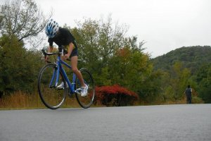 Cycle Course in Mihara's Forest Park
