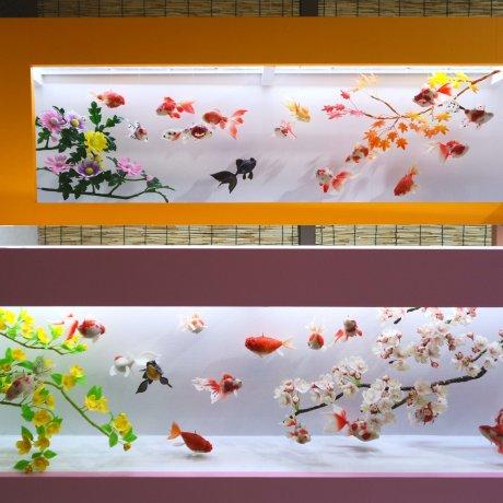 Oisesan Confectionary Expo 2017 in Mie Prefecture