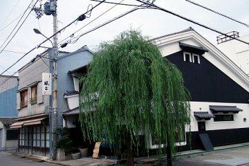 Kimono in Imabari
