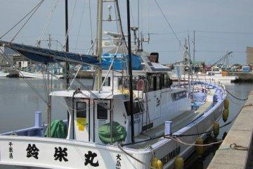 Chofukumaru Sports Fishing, Ohara