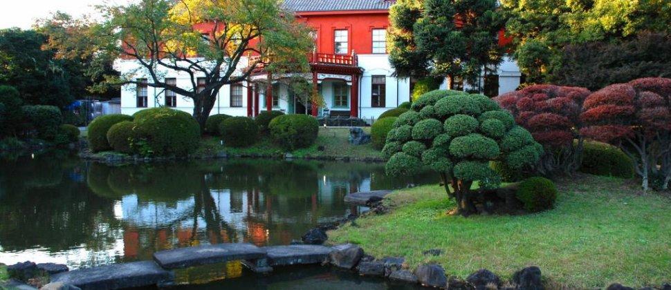 สวนพฤกษศาสตร์ โกะอิชิกะวะ