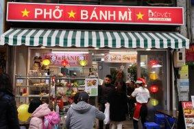 International Food in Osu
