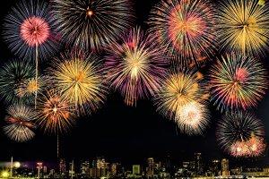 More fireworks~