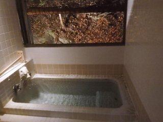 개인용 욕실 3개 중 가장 작은 곳