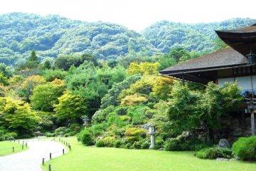 Okochi Sanso Arashiyama Kyoto