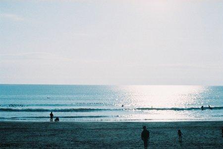 Enoshima Katase Kaigan Beach