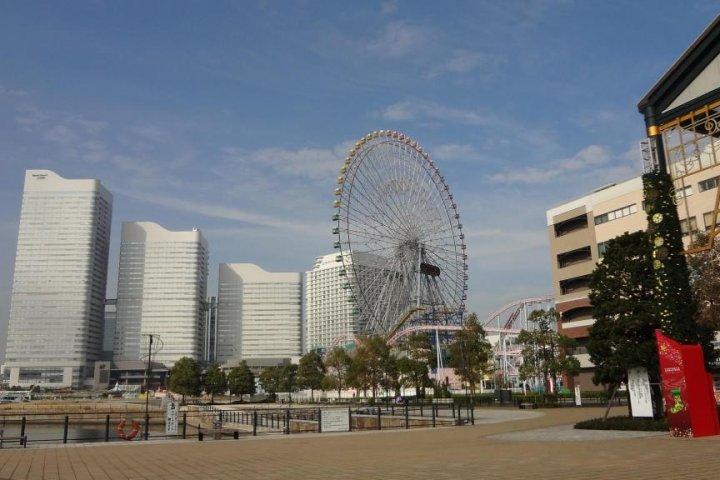 Cosmo Clock 21 Ferris Wheel